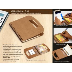 diary-with-pen-wallet-and-handle