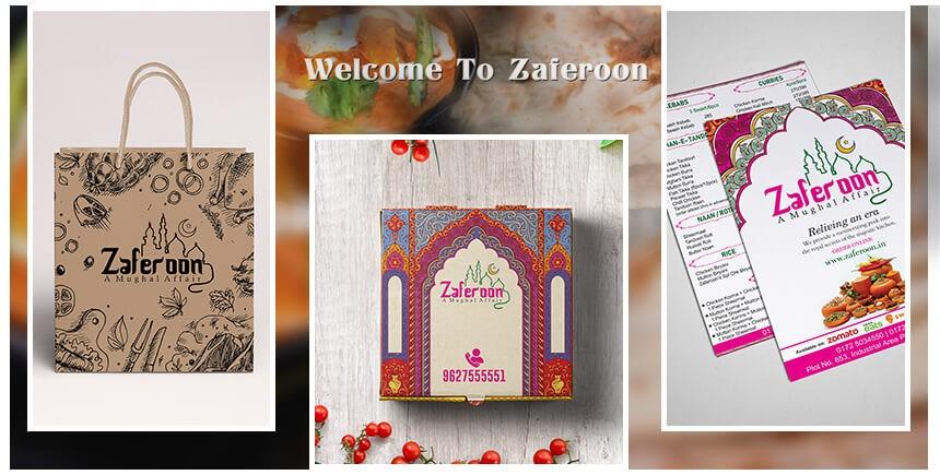 Branding Image Zaferoon