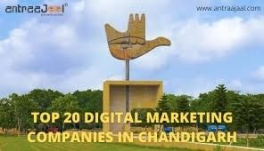 TOP 20 DIGITAL MARKETING COMPANIES IN CHANDIGARH