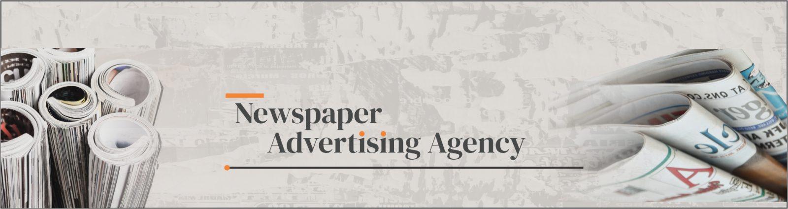 newspaper Advertising Agency in Chandigarh, India