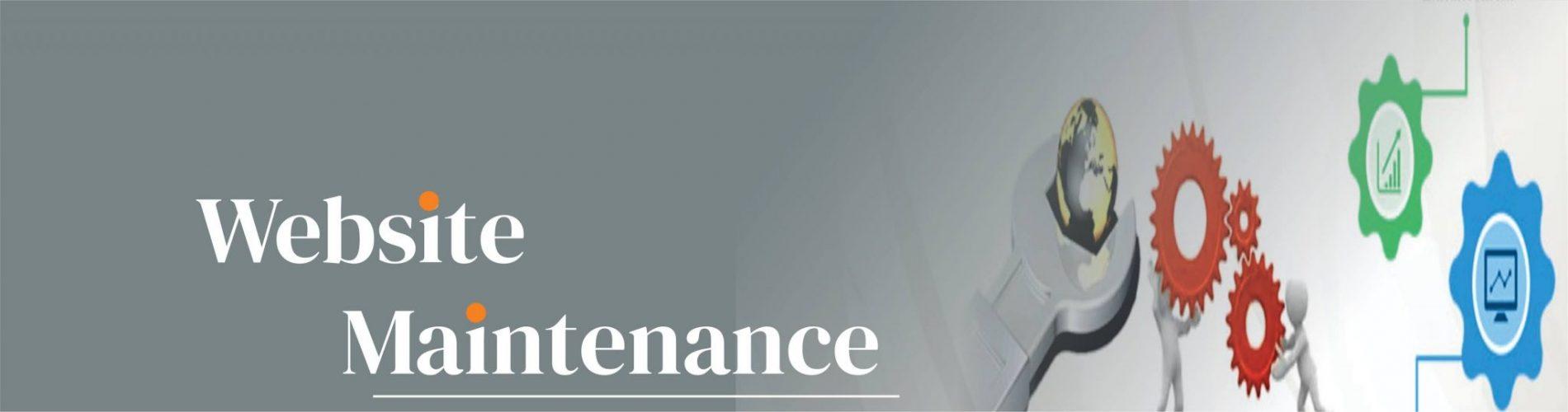 Website Maintenance Services in Chandigarh